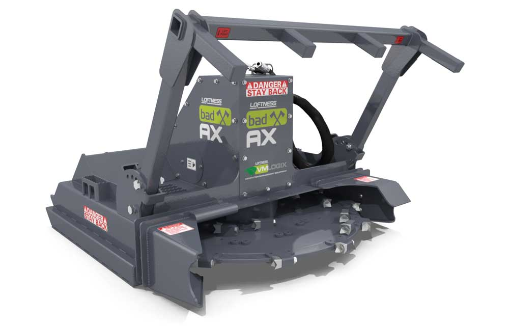Loftness Bad Ax Disc Mulcher