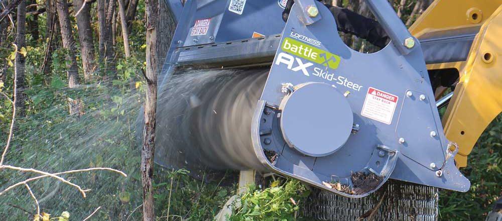 Loftness Battle Ax
