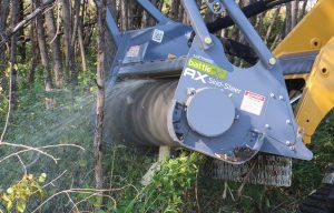 Cooler Heads Prevail: New Battle Ax Mulching Head Proves Successful for Kansas Contractor