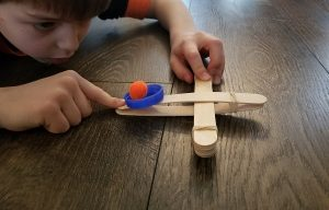 Friday Fun! Are Your Kids Missing STEM at School? Create a Catapult!