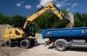 Roll Program: Let's Run Down Cat's New M314 and M318 Next Gen Wheeled Excavators