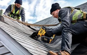 DEWALT Debuts Cordless Roofing Nailer