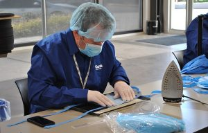 Genie Team Produces PPE for Seattle Hospital
