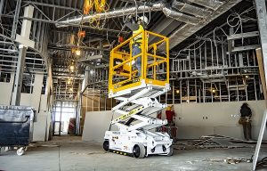 Winning the Safety Race: Why Scissor Lifts Take First