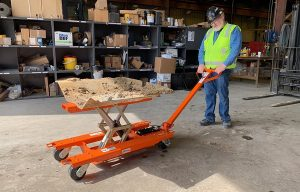 LiftWise Introduces LiftMaster 4000 Lift Table