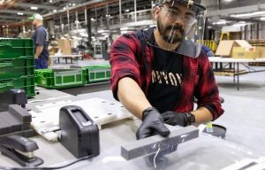 John Deere Begins Production of Protective Face Shields for Health Care Workers