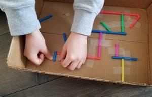 Need a Fun Kid's Project? Make a Maze!