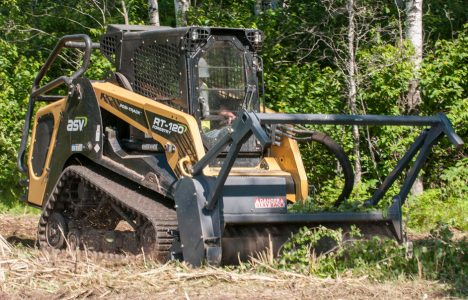 Cut It Up: Let's Take a Look at Popular Attachments for Vegetation Management