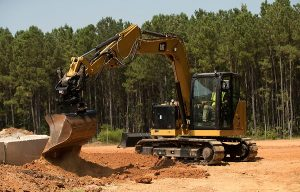 Caterpillar TiltRotate System (TRS) Available for CAT Mini Excavators
