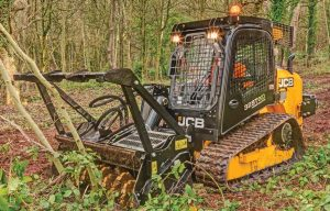 For your Convenience, Here's a Summary of the Three Purpose-Built Forestry Track Loaders on the Market