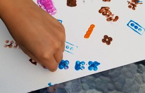 Kid's Fun: From Brushes to Blocks