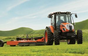 Tackling the Turf: The Major Mowing and Cutting Implements for Compact Utility Tractors