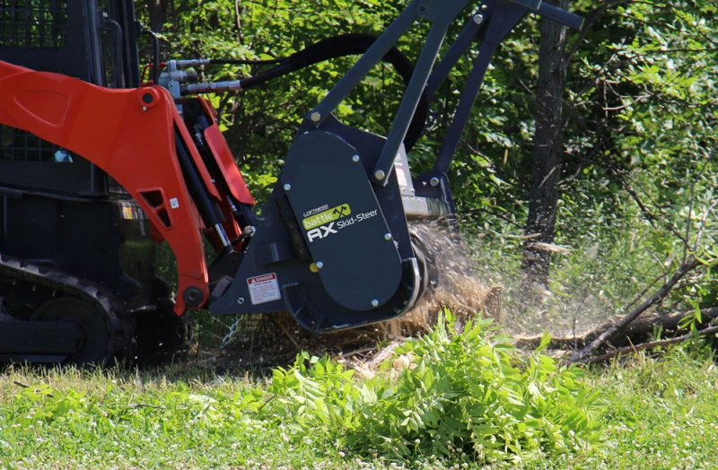 Loftness Battle Ax for skid steers