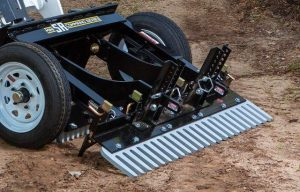 ABI Attachments Releases a Serious Landscape Grading Rake for Compact Tool Carriers