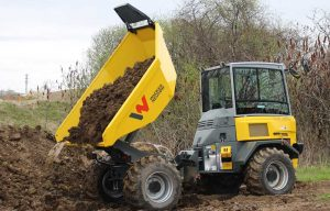 Dump Job: Dedicated Dumpers Haul and Dump Materials. Yep, They're That Simple.