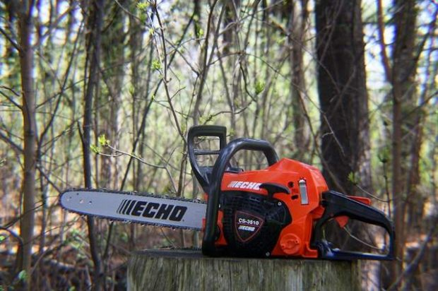 Echo Launches the CS-3510 Chain Saw, Sporting the Highest Power-to-Weight Ratio in Its Class
