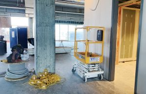 Equipment Finders Inc. Sees Success Improving Jobsite Safety with New Push-Around Scissor Lifts