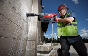 Milwaukee Announces the MX FUEL Hand-Held Core Drill