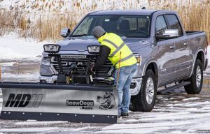 Thinking About Next Season: Buyers Expands RapidLink Attachment System to Full Line of Snowplows