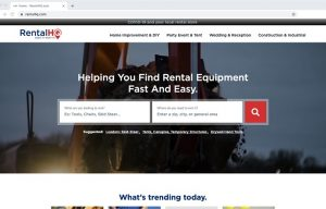 American Rental Association Launches Redesigned RentalHQ Rental Store Locator Website