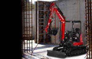 Yanmar America Announces 4-Ton Excavator