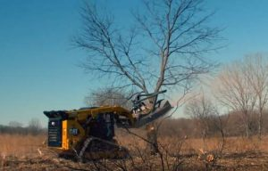 CE Conversations: Learn How to Pick Vegetation Management Attachments for Compact Track Loaders