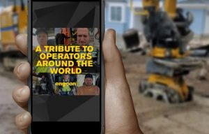Watch: Engcon Releases Video Honoring Excavator Operators During Pandemic