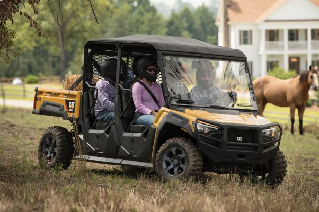 Room to Roam: UTVs Lend a Hand on Large Properties for Both Work and Play
