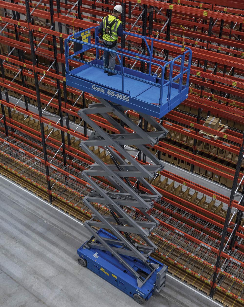 Genie GS4655 scissor lift