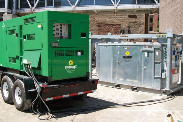 Portable Power? Let's Learn How to Rent a Towable Generator