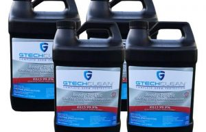 GTech Clean Disinfectant Leaves Microscopic Protective Barrier for Long Results, Being Pushed for COVID-19 Use on Equipment Fleets