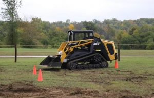 ASV Explores Remote-Control Tech for Its Skid Steers and Track Loaders at Recent Dealer Meeting