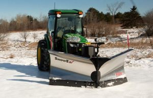 Don't Forget Winter: SnowEx Wants You to Know It's Released Automatixx Attachment Kits for Tractors