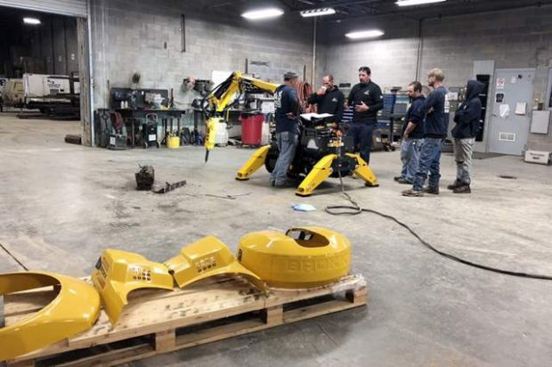 If You Didn't Know, Brokk Offers In-Depth Training Programs to Maximize Remote Demo Jobsite Safety and Productivity