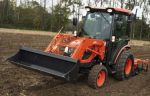 KIOTI Tractor Adds a New Comfort-Focused, Lower-Horsepower Model to its Popular CK10SE Series
