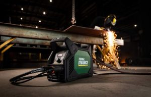 Check Out the Deets on the New Cutmaster 40 Plasma Cutter from Thermal Dynamics