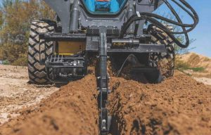 John Deere Introduces TC-Series Trenchers as Latest Additions to Its Attachments Lineup