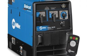 Miller Releases New Remote Solutions for Engine Drives