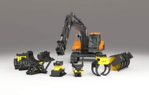 Engcon Is Offering Its Automatic Quick Hitch System for Excavators for Free with….