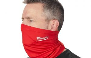 New Milwaukee Neck Gaiter Delivers All Day Comfort with Adaptable Protection