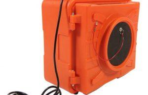 General Equipment Introduces AF501 AIR-SCRUB-R Portable HEPA Air Filter