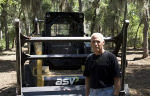 Contractor Profile: South Carolina Bushhogging Business Delivers Park-Like Finishes with ASV Track Loader