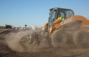 Paving the Way: Ford Asphalt Company Expands Fleet with Next Generation of CASE Skid Steers