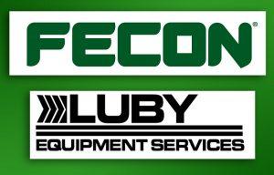 Dealer Watch: Fecon Adds Luby Equipment as Dealer in Missouri, Illinois