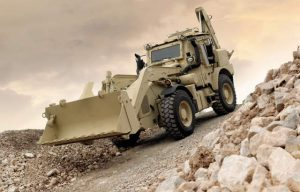 JCB North America Announces Eight-Year, $269M Military Contract for Its Beastly High Speed Backhoes