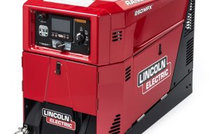 Lincoln Electric Expands Its Ranger Welder/Generator Line