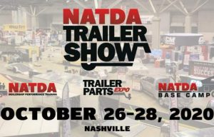 2020 NATDA Trailer Show Moves to October 26-28 Because of COVID-19