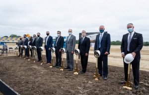 Muncie Power Products Celebrates Groundbreaking for New Manufacturing Facility