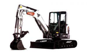 Doosan Bobcat and Green Machine Partner to Produce Electric Compact Excavators
