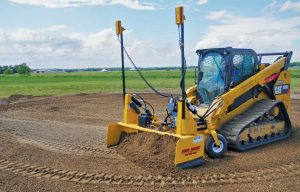 Let's Learn to Upfit That Compact Track Loader with a 2D Machine Control Grading System